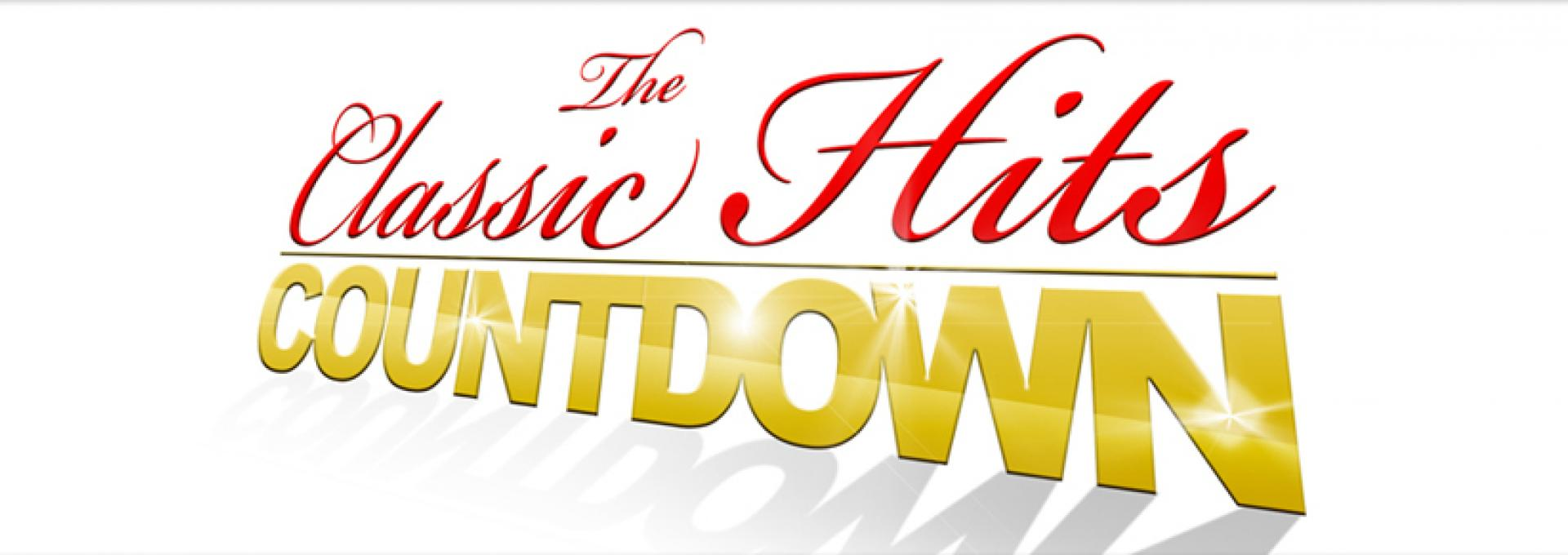 THE CLASSIC HITS COUNTDOWN with Tom Kent hero